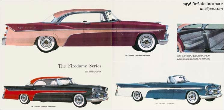 Plymouth And Desoto Buyer S Guide The 1950s