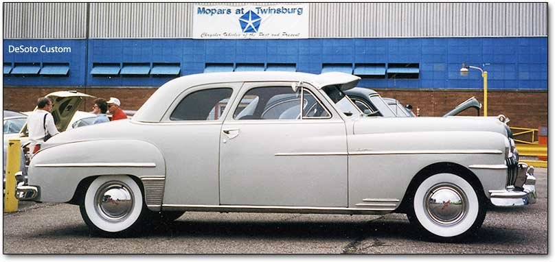 desoto chrysler corporation 1949 1952 (plymouth, dodge, desoto)  at virtualis.co