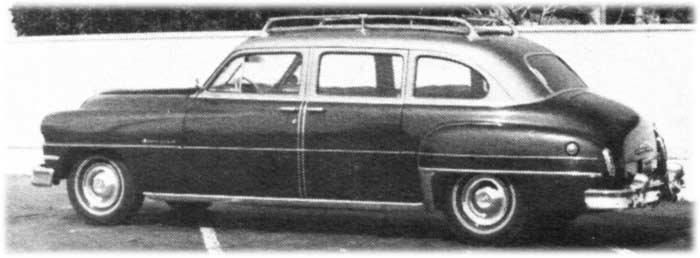 Desoto Car