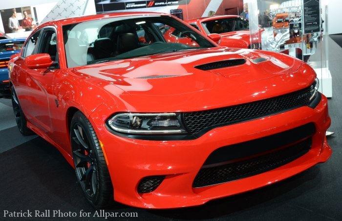 Chrysler at the 2015 Detroit Auto Show (NAIAS)