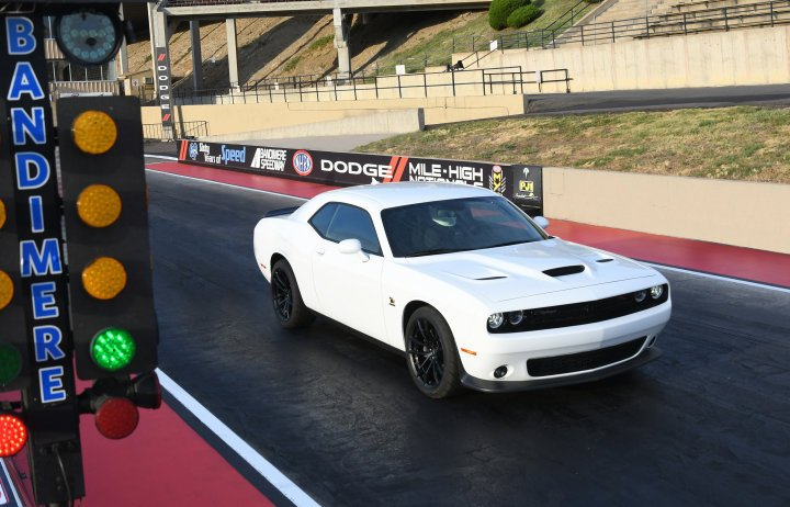 Challenger Scat Pack 1320 Front Line