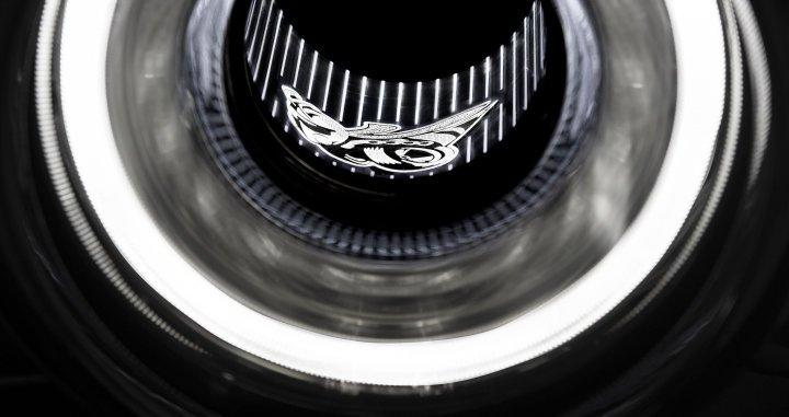 Scat Pack 1320 Headlight