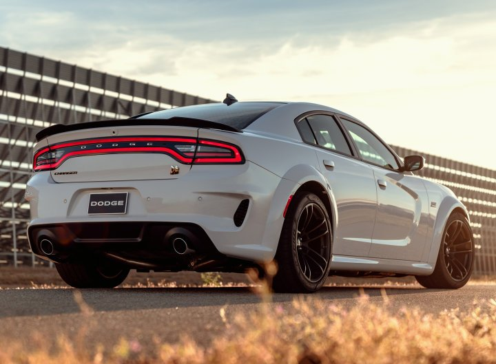 News: Widebody becomes standard for the 2020 Dodge Charger