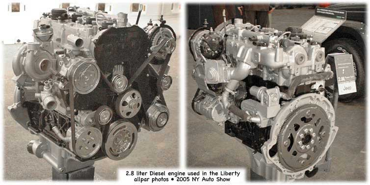 vm motori four cylinder diesel engines