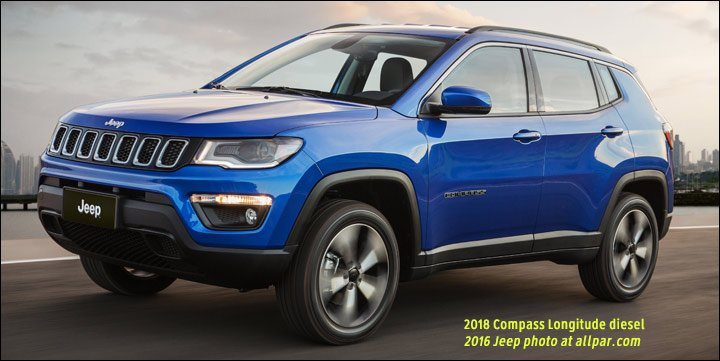 2017 2018 jeep compass new compact crossover with an old name. Black Bedroom Furniture Sets. Home Design Ideas