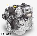 RA 428 diesel engine from VM Motori