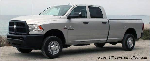 Ram 3500 diesel