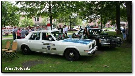 dodge diplomat - police car investment