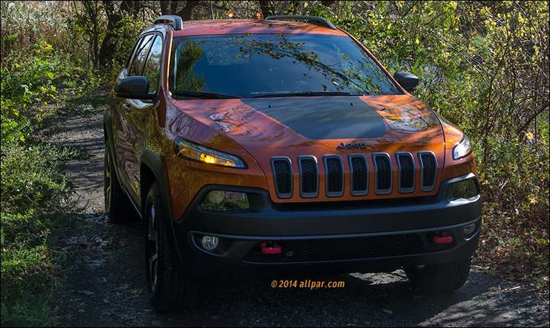 dirt road cherokee