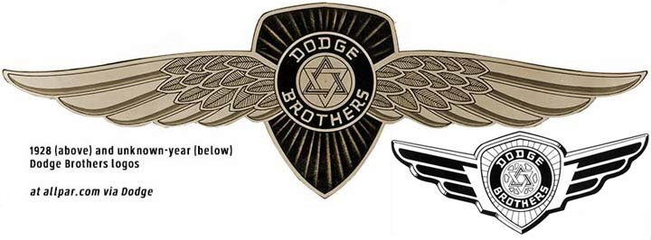 dodge brothers logos