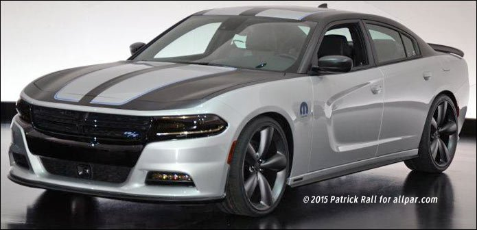 2015 Dodge Charger Deep State 3 concept car