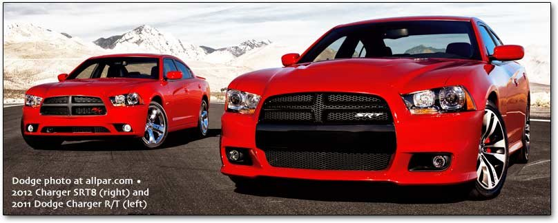 2012-14 Dodge Charger SRT8: the hot sedan in its second generation