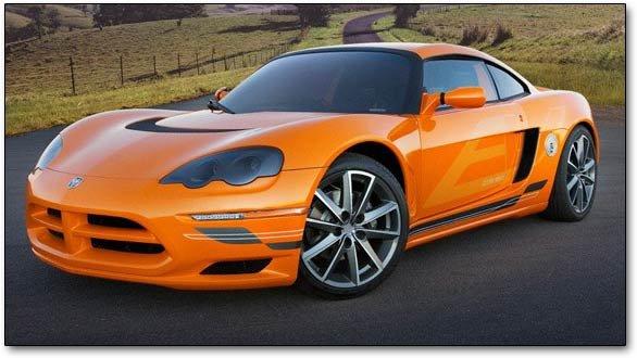 Dodge Circuit Ev Concept Electric Car