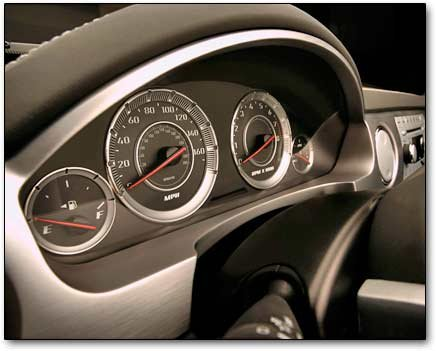 dodge gauges