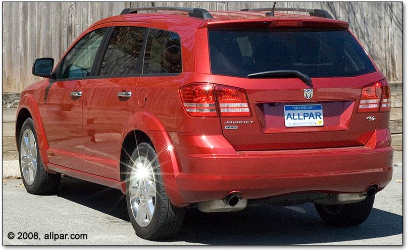 2009 dodge journey car reviews