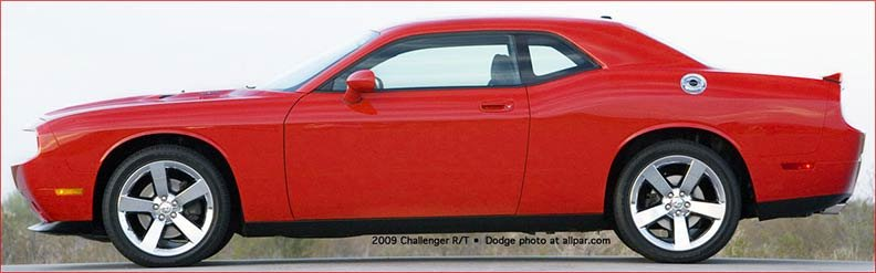 2008 2010 Dodge Challenger Srt8 And 2009 11 Challenger Rt And Se Cars