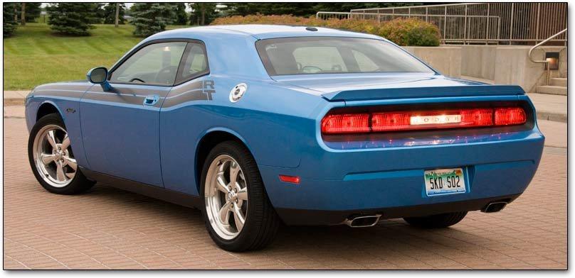 How Long Do Tires Last >> 2010 Dodge Challenger R/T (stick-shift) test drive