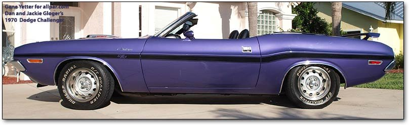 dodge challenger cars - profile