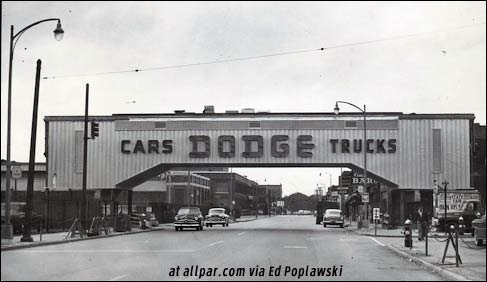 Inside the Dodge Main plant: 1910 to 1981