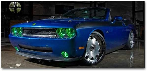 Dodge Dealership Las Vegas >> Droptop Revenge - custom Dodge Challenger Convertible