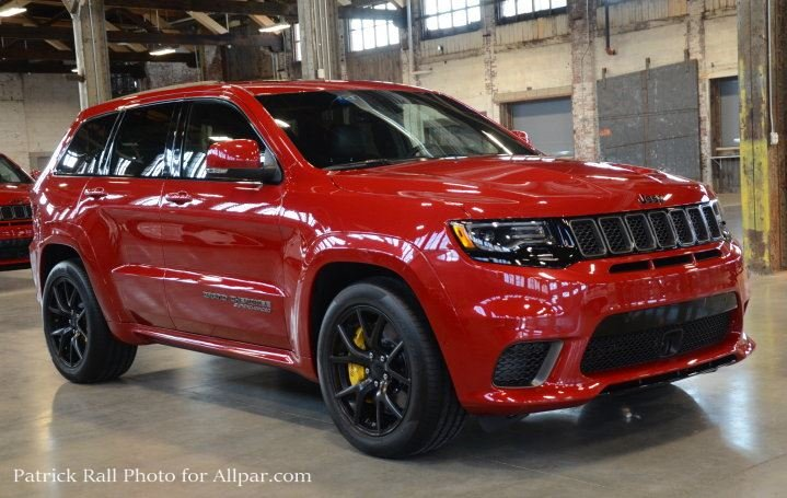 Monticello Motor Club >> Jeep Cherokee Hellcat | Autos Post