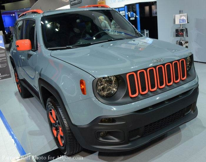Patriot Auto Sales >> Chrysler at the 2015 Detroit Auto Show (NAIAS)