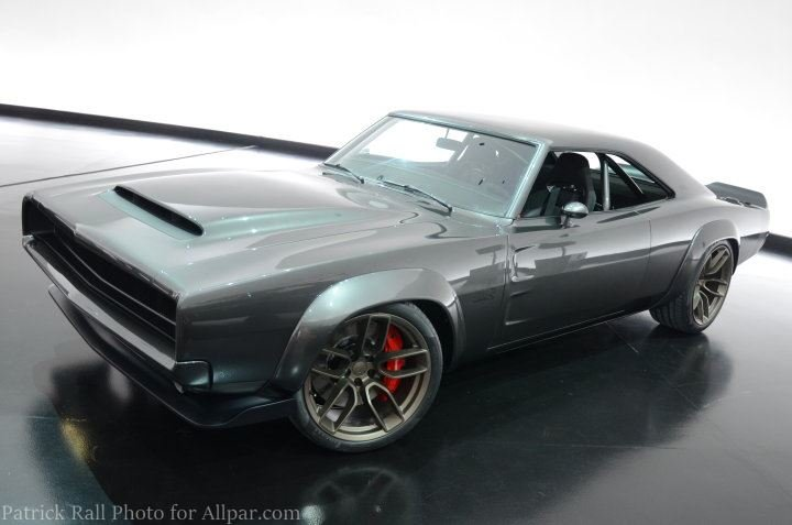 News Super Charger Is A Customized 1000hp 68 Built By Mopar