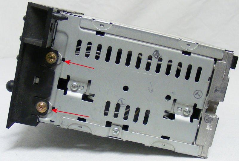 Chrysler Infinity Iii Cassette Stereo  Takeapart    Repair