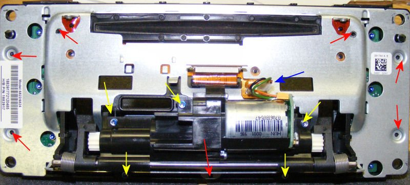MyGIG: fixing the Chrysler REN MyGIG (Media Center 430