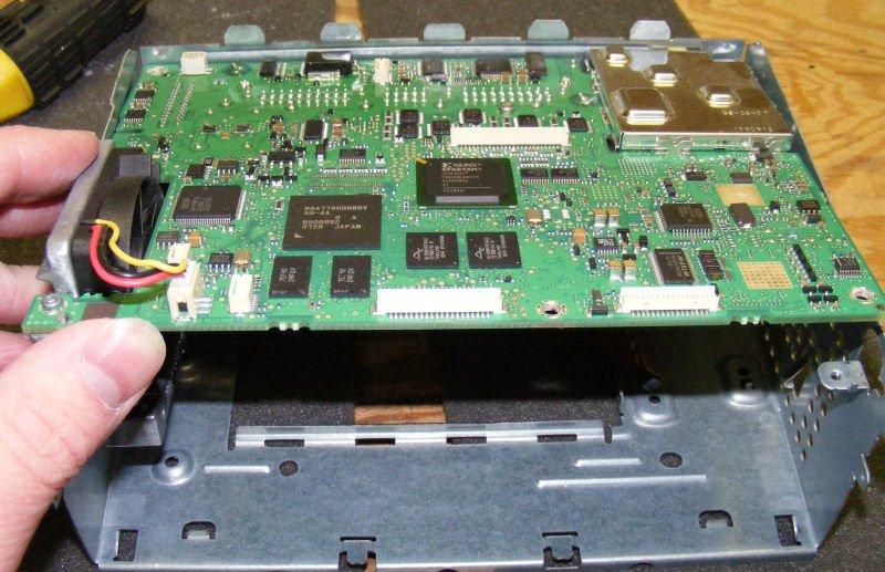 MyGIG: fixing the Chrysler REN MyGIG (Media Center 430) touch ...