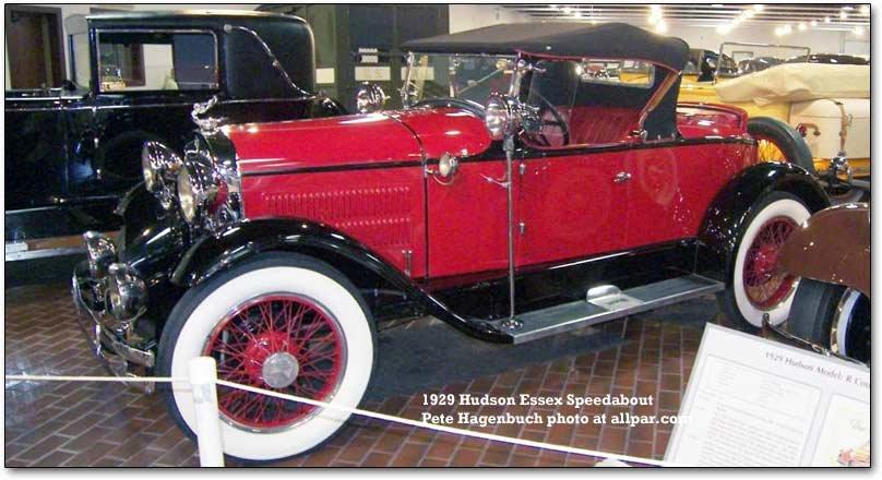 Hudson Motor Cars: a full history of the innovative company