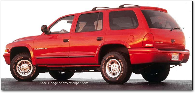1998-2003 Dodge Durango: the full story, from developt to the ...