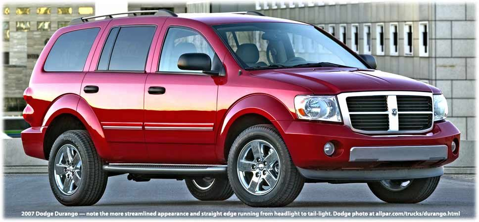 2004 2009 Dodge Durango Adding Power Features And