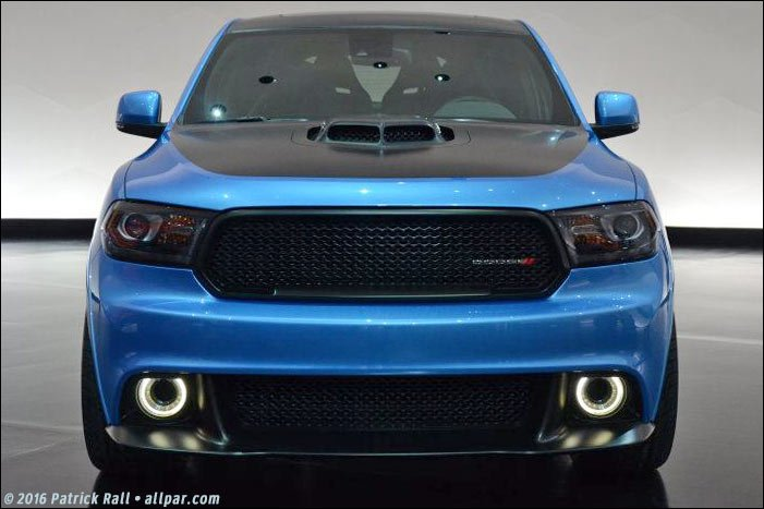 Best Of All, It Has A Shaker Hood And A Collection Of Other Components To  Make It One Of The Coolest Dodge SUVs Ever.