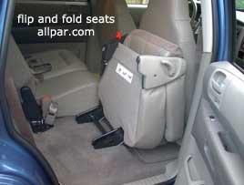 Question 2003 Dodge Durango 2nd Row Seatbelt Question