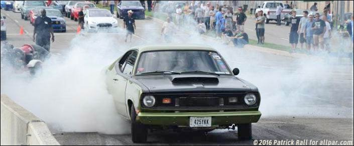 duster drag on woodward