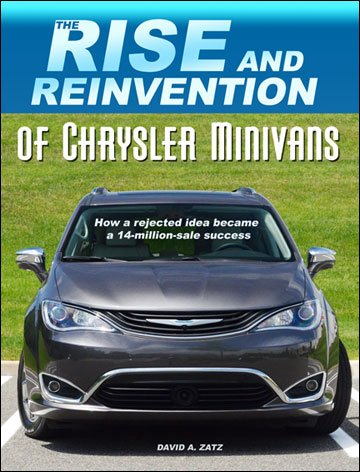 Rise and reinvention of Chrysler minivans