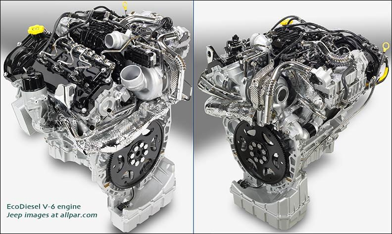2011 Vm Motori V6 Diesel Engines