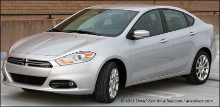 Charger eight-speed