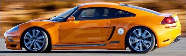2009 Dodge Circuit Ev Concept Electric Car