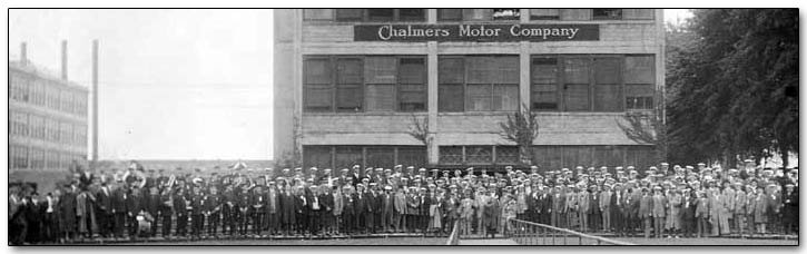 Chalmers employees
