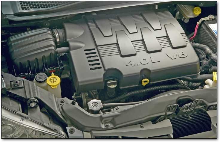 4-liter engine