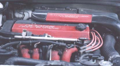 2.2 turbo III engine in Dodge Spirit R/T