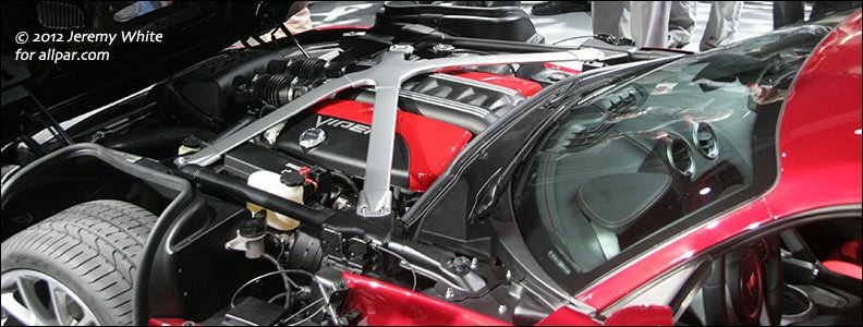 The 2013-2017 SRT and Dodge Viper: Engine, Transmission, and Axles