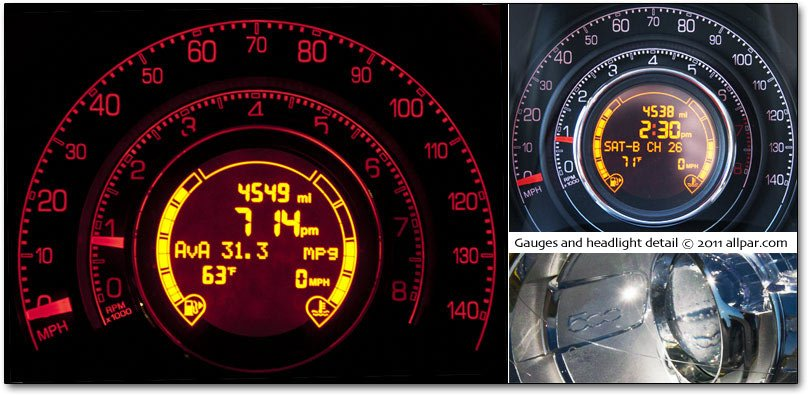 Fiat 500 sport horsepower