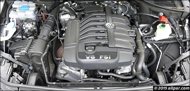 3 6 Fsi Engine