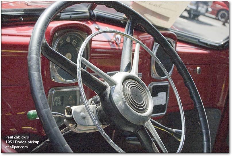 History Of The Dodge Pickup Trucks 1921 1953