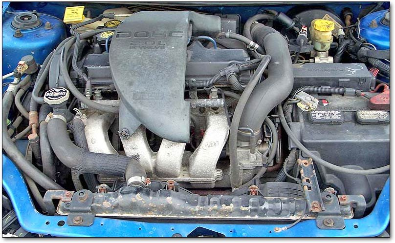 dodge neon 2 0 ltr engine diagram car of the month 446 000 mile dodge neon r t  mile dodge neon r
