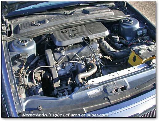 2018 Ram Power Wagon >> Car of the Month, December 2010: 1987 Chrysler LeBaron