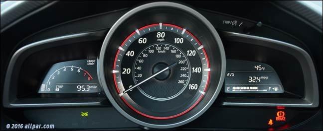 Mazda3 vs Dodge Dart: Ruh-oh
